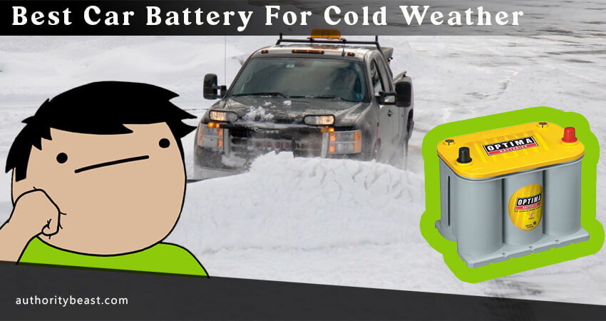 Best Car Battery For Cold Weather Reviews in 2021