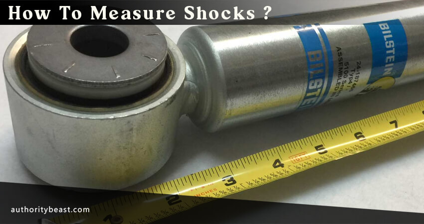 How To Measure Shocks